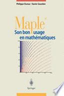 illustration du livre Maple