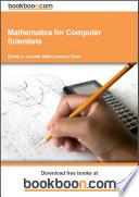 Mathematics For Computer Scientists