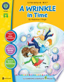 a wrinkle in time literature kit gr 5 6