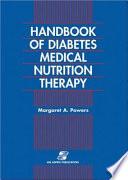 Handbook Of Diabetes Medical Nutrition Therapy