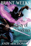 The Way Of Shadows  The Graphic Novel : blint, assassination is an art....