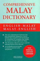Pelanduk Comprehensive Malay Dictionary