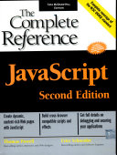Java Script: The Complete Reference