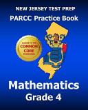 New Jersey Test Prep Parcc Practice Book Mathematics Grade 4