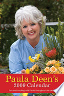 Paula Deen's 2009 Calendar