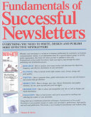 Fundamentals of successful newsletters