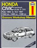 Honda Civic Owners Workshop Manual