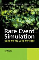 Rare Event Simulation using Monte Carlo Methods