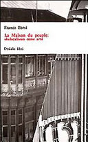 Book La Maison du Peuple, sindacalismo come arte