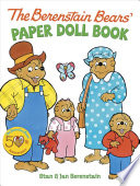 The Berenstain Bears  Paper Doll Book