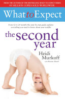 What to Expect: The Second Year
