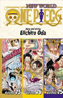One Piece  Omnibus Edition   Vol  25