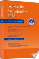 Sch  nfeld  Lexikon Lohnb  ro 2018