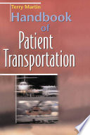 Handbook Of Patient Transportation