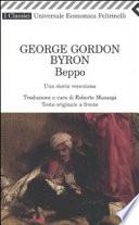 Beppo. Una storia veneziana. Testo inglese a fronte