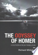 The Odyssey of Homer by Whitaker, Richard