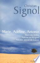 Marie  Adeline  Antonin