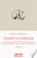 Pooh's Corner 1989 - 1996