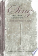 Ebook Sing Them Over Again to Me Epub Mark A. Noll Apps Read Mobile