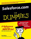 Salesforce com For Dummies