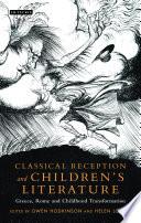 Classical Reception Children's Literature
