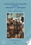 Deutsche Ritter und Edelknechte (Band I)