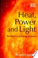 Heat Power And Light