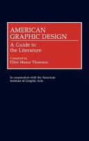 American graphic design
