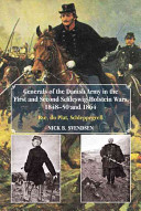 Generals of the Danish Army in the First and Second Schleswig Holstein Wars  1848 50 and 1864