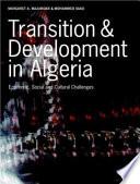 Transition and Development in Algeria