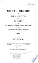 Report of the Committee of the Society for the Improvement of Prison Discipline  and for the Reformation of Juvenile Offenders