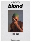 Frank Ocean   Blond