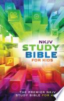 NKJV Study Bible for Kids