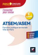 Pass Concours ATSEM ASEM 5e   dition   2017