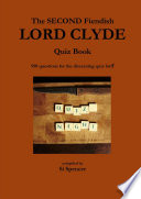 THE SECOND FIENDISH LORD CLYDE QUIZ BOOK