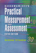 Barrow & McGee's Practical Measurement and Assessment