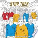 Star Trek  the Original Series Adult Coloring Book   Where No Man Has Gone Before