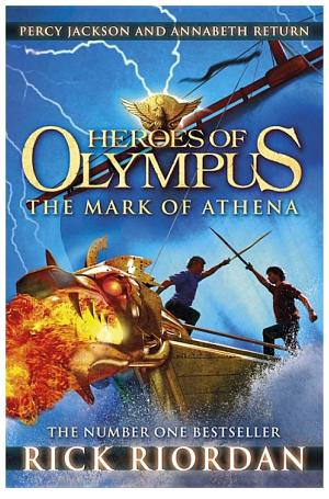 The Mark of Athena - ISBN:9780141335742