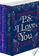 download ebook cecelia ahern 2-book valentine collection: ps i love you, where rainbows end pdf epub