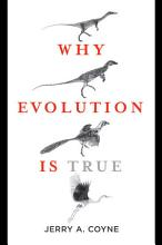 Why Evolution Is True (Book Cover)