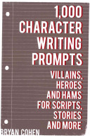1 000 Character Writing Prompts