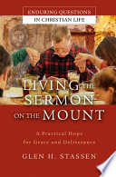 Living the Sermon on the Mount