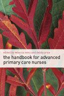 Handbook for Advanced Primary Care Nurses