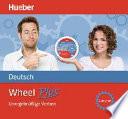 Deutsch Wheel Plus Unregelm    ige Verben