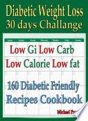 Diabetics Weight Loss 30 Days Challenge
