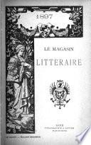 Magasin littéraire