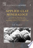 Applied Clay Mineralogy book