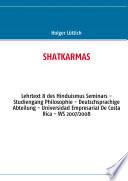 SHATKARMAS