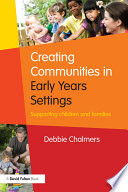 Creating Communities in Early Years Settings