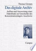 Das digitale Archiv